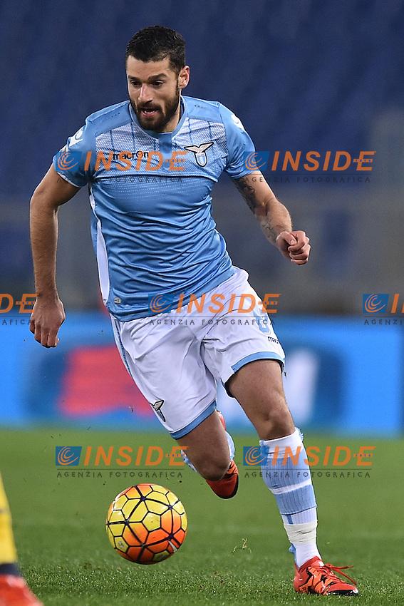 Antonio Candreva Lazio.<br /> Roma 14-10-2015 Stadio Olimpico, Football Calcio 2015/2016 Serie A Lazio - Sampdoria. Foto Antonietta Baldassarre / Insidefoto