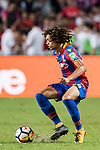 Crystal Palace midfielder Nyo Kirby in action during the Premier League Asia Trophy match between Liverpool FC and Crystal Palace FC at Hong Kong Stadium on 19 July 2017, in Hong Kong, China. Photo by Weixiang Lim / Power Sport Images