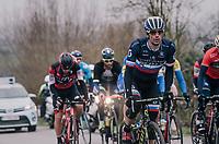 Luka Mezgec (SLO/Michelton-Scott)<br /> <br /> 61th E3 Harelbeke (1.UWT)<br /> Harelbeke - Harelbeke (206km)