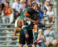 Christen Press - Atlanta Beat vs. MagicJack at the FAU Field  Boca Raton, FL  MagicJack defeated Atlanta Beat 2-0 - May 8, 2011