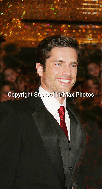 Scott Bailey - Red Carpet - 37th Annual Daytime Emmy Awards on June 27, 2010 at Las Vegas Hilton, Las Vegas, Nevada, USA. (Photo by Sue Coflin/Max Photos)