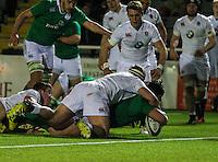 160226 England U20 v Ireland U20