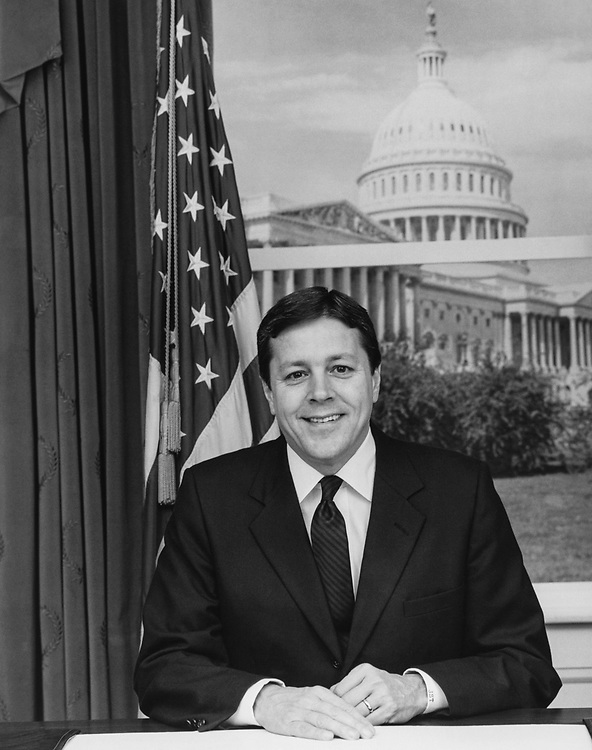 Rep. John S. Tanner, D-Tenn., in 1989. (CQ Roll Call)