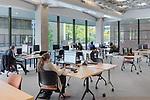 University of Baltimore<br /> Robert L. Bogomolny Library | Behnisch Architekten