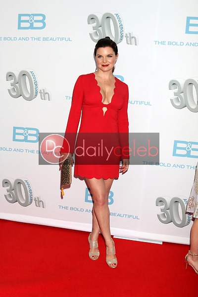 "Heather Tom<br /> at the ""The Bold and The Beautiful"" 30th Anniversary Party, Clifton's Downtown, Los Angeles, CA 03-18-17<br /> David Edwards/DailyCeleb.com 818-249-4998"