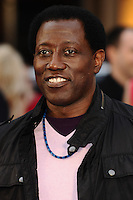 "Wesley Snipes arriving for the ""X-Men: Days of Future Past"" UK premiere at the Odeon Leicester Square, London. 12/05/2014 Picture by: Steve Vas / Featureflash"