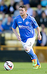 St Johnstone FC.. 2014-2015 Season<br /> Tam Scobbie<br /> Picture by Graeme Hart.<br /> Copyright Perthshire Picture Agency<br /> Tel: 01738 623350  Mobile: 07990 594431