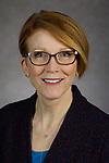 Erin Minne, Senior Vice President for Advancement, Advancement, DePaul University, is pictured Feb. 27, 2018. (DePaul University/Jeff Carrion)