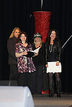 General Hospital Jackie Zeman is a judge with author Heather Graham at the Mr. Romance Competition at Romantic Times Booklovers Annual Convention 2011 - The Book Industry Event of the Year - April 9, 2011 at the Westin Bonaventure, Los Angeles, California for readers, authors, booksellers, publishers, editors, agents and tomorrow's novelists - the aspiring writers. (Photo by Sue Coflin/Max Photos)