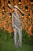 PACIFIC PALISADES, CA - OCTOBER 06: Jasmin Savoy Brown arrives at the 9th Annual Veuve Clicquot Polo Classic Los Angeles at Will Rogers State Historic Park on October 6, 2018 in Pacific Palisades, California.<br /> CAP/ROT/TM<br /> &copy;TM/ROT/Capital Pictures