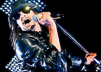 Tuesday, July 21, 2009--Kid Rock performs at Verizon Wireless Amphitheater. Lynyrd Skynyrd was also featured on the tour..Sarah Conard   freelance