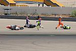 CEV Repsol en Motorland / Aragón <br /> a 08/06/2014 <br /> En la foto :<br /> moto2 races<br /> RM/PHOTOCALL3000