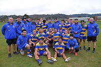 190904 Boys' College Rugby - Hurricanes Under-15 Tournament