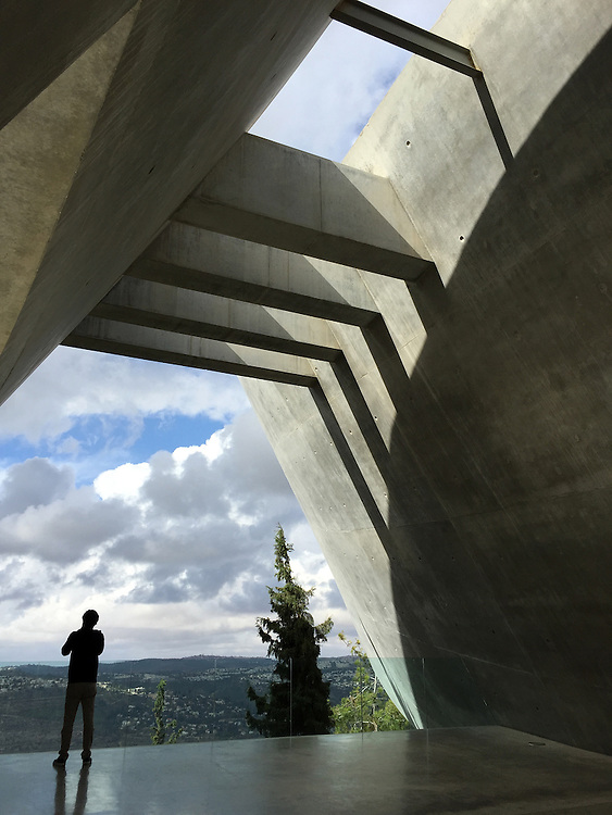 Yad Vashem Holocaust Memorial, out of the horrific and into the light, Jerusalem