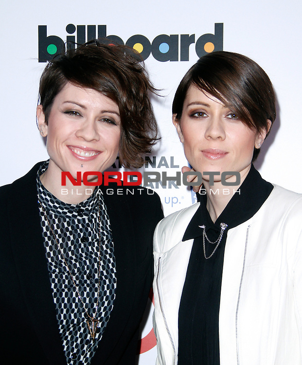 Tegan &amp; Sara attend the 2013 Billboard Women in Music Luncheon at Capitale in New York City, New York on December 10, 2013.   <br /> Foto &copy;  nph / Pixsell <br /> ***** Attention only in GER *****