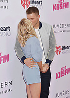 CARSON, CA - JUNE 01: Cassie Randolph (L) and Colton Underwood attend 2019 iHeartRadio Wango Tango at The Dignity Health Sports Park on June 01, 2019 in Carson, California.<br /> CAP/ROT/TM<br /> ©TM/ROT/Capital Pictures