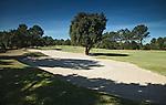 PORTUGAL - Hole17 Quinta do Conde- Golfbaan Quinta do Peru Golf & Country Club. COPYRIGHT KOEN SUYK