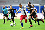 v.l. Martin Harnik (HSV), Tim Kister<br /> Hamburg, 28.06.2020, Fussball 2. Bundesliga, Hamburger SV - SV Sandhausen<br /> Foto: VWitters/Witters/Pool//via nordphoto<br />  DFL REGULATIONS PROHIBIT ANY USE OF PHOTOGRAPHS AS IMAGE SEQUENCES AND OR QUASI VIDEO<br /> EDITORIAL USE ONLY<br /> NATIONAL AND INTERNATIONAL NEWS AGENCIES OUT