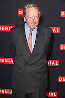 "Charles Gray<br /> at the ""Denial"" premiere held at the Ham Yard Hotel, London.<br /> <br /> <br /> ©Ash Knotek  D3220  23/01/2017"