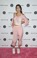 LOS ANGELES, CA - AUGUST 11: Hope Rodriguez, at Beautycon Festival Los Angeles 2019 - Day 2 at Los Angeles Convention Center in Los Angeles, California on August 11, 2019. <br /> CAP/MPIFS<br /> ©MPIFS/Capital Pictures