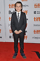 09 September 2018 - Toronto, Ontario, Canada -  Aidan McGraw. &quot;American Woman'&quot; Premiere during 2018 Toronto International Film Festival at Princess of Wales Theatre. <br /> CAP/ADM/BPC<br /> &copy;BPC/ADM/Capital Pictures