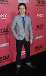 "Jake T. Austin at the premiere for ""The Call"" held at Archlight  Theater in Los Angeles, CA. March 5, 2013."