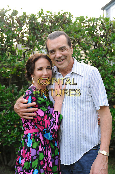 ANDIE MACDOWELL, CHAZZ PALMINTERI<br /> in Mighty Fine (2012) <br /> *Filmstill - Editorial Use Only*<br /> CAP/FB<br /> Image supplied by Capital Pictures