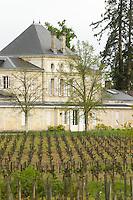 chateau haut nouchet pessac leognan graves bordeaux france