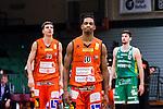 S&ouml;dert&auml;lje 2015-01-17 Basket Basketligan S&ouml;dert&auml;lje Kings - Bor&aring;s Basket :  <br /> Bor&aring;s James JJ Miller  deppar under matchen mellan S&ouml;dert&auml;lje Kings och Bor&aring;s Basket <br /> (Foto: Kenta J&ouml;nsson) Nyckelord:  Basket Basketligan S&ouml;dert&auml;lje Kings SBBK T&auml;ljehallen Bor&aring;s depp besviken besvikelse sorg ledsen deppig nedst&auml;md uppgiven sad disappointment disappointed dejected