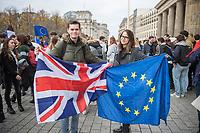 2018/11/03 Politik | Berlin | Parade | Erasmus Studentennetzwerk