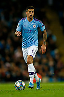 Joao Cancelo of Manchester City during the UEFA Champions League Group C match between Manchester City and Dinamo Zagreb at the Etihad Stadium on October 1st 2019 in Manchester, England. (Photo by Daniel Chesterton/phcimages.com)<br /> Foto PHC/Insidefoto <br /> ITALY ONLY