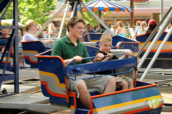 Knoebels Grove Amusement Park, Elysburg,PA.