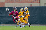 Los Angeles, CA 02/15/14 - Jonathan Bakst (Stanford #2) and Nicholas McEneany (Arizona State #22)