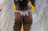 SAO PAULO, SP, 19 DE FEVEREIRO 2012 - CARNAVAL SP - TOM MAIOR - Desfile da escola de samba Tom Maior na segunda noite do Carnaval 2012 de São Paulo, no Sambódromo do Anhembi, na zona norte da cidade, neste domingo. (FOTO: ADRIANO LIMA  - BRAZIL PHOTO PRESS).