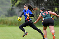 Ki-o-Rahi &ndash; CSW Junior Tournament at  Ian Galloway Park, Wellington, New Zealand on Thursday 22 November 2018. <br /> Photo by Masanori Udagawa. <br /> www.photowellington.photoshelter.com