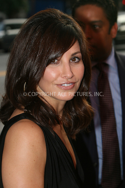 WWW.ACEPIXS.COM . . . . .  ....August 17 2009, New York City....Gina Gershon arriving at The Cinema Society & Hugo Boss screening of 'Inglourious Basterds' at the SVA Theater on August 17, 2009 in New York City.....Please byline: NANCY RIVERA- ACE PICTURES.... *** ***..Ace Pictures, Inc:  ..tel: (212) 243 8787 or (646) 769 0430..e-mail: info@acepixs.com..web: http://www.acepixs.com