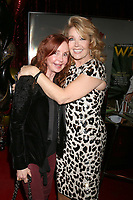 LOS ANGELES - FEB 20:  Jackie Zeman, Melody Thomas Scott at the Melody Thomas Scott Celebrates 40 Years on Y&R Event at CBS Television City on February 20, 2019 in Los Angeles, CA