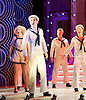 Anything Goes <br /> at the New Wimbledon Theatre, London, Great Britain <br /> press photocall<br /> 30th January2015 <br /> <br /> <br /> <br /> company <br /> <br /> <br /> <br /> Photograph by Elliott Franks <br /> Image licensed to Elliott Franks Photography Services