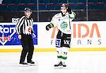 Stockholm 2014-11-16 Ishockey Hockeyallsvenskan AIK - IF Bj&ouml;rkl&ouml;ven :  <br /> Bj&ouml;rkl&ouml;vens Stefan Andersson firar sitt 2-2 m&aring;l  <br /> under matchen mellan AIK och IF Bj&ouml;rkl&ouml;ven <br /> (Foto: Kenta J&ouml;nsson) Nyckelord:  AIK Gnaget Hockeyallsvenskan Allsvenskan Hovet Johanneshov Isstadion Bj&ouml;rkl&ouml;ven L&ouml;ven IFB jubel gl&auml;dje lycka glad happy