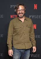 LOS ANGELES, CA - MAY 30: Marc Maron, at the #NETFLIXFYSEE Glow Event at NETFLIX FYSEE Raleigh Studios in Los Angeles, California on May 30, 2018. <br /> CAP/MPIFS<br /> &copy;MPIFS/Capital Pictures