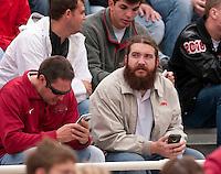 NWA Democrat-Gazette/BEN GOFF @NWABENGOFF<br /> Arkansas vs Auburn football on Saturday Oct. 24, 2014 in Razorback Stadium in Fayetteville.