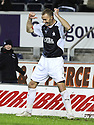 21/11/2009  Copyright  Pic : James Stewart.sct_jspa11_falkirk_v_hamilton  . :: LEE BULLEN CELEBRATES AFTER HE SCORES THE SECOND :: .James Stewart Photography 19 Carronlea Drive, Falkirk. FK2 8DN      Vat Reg No. 607 6932 25.Telephone      : +44 (0)1324 570291 .Mobile              : +44 (0)7721 416997.E-mail  :  jim@jspa.co.uk.If you require further information then contact Jim Stewart on any of the numbers above.........
