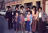 1977: JACKSON FIVE - Paris France
