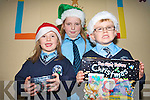 Christmas has come to Kilcummin with a bang this year as children around the area can enjoy a series of Christmas after school camps to get into the spirit of the holiday season. .The camps kicked of last week with children enjoying a range of Christmas fun.  .L-R Kate Sheehan, Sarah McGrath and Cian Murray