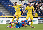 Inverness Caley Thistle v St Johnstone 27.08.16