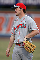 March 9, 2010:  Tyler McNeely of the Illinois State Redbirds during a game at McKethan Stadium in Gainesville, FL.  Photo By Mike Janes/Four Seam Images