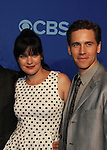 NCIS Cast - Pauley Perrette - Brian Dietzen at the CBS Upfront on May 15, 2013 at Lincoln Center, New York City, New York. (Photo by Sue Coflin/Max Photos)