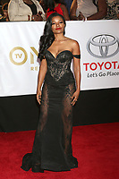 LOS ANGELES - JAN 15:  Keesha Sharp at the 49th NAACP Image Awards - Arrivals at Pasadena Civic Center on January 15, 2018 in Pasadena, CA