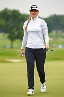 Hannah Green (AUS) heads for the tee on 10 after sinking her putt on 9 during round 4 of the KPMG Women's PGA Championship, Hazeltine National, Chaska, Minnesota, USA. 6/23/2019.<br /> Picture: Golffile | Ken Murray<br /> <br /> <br /> All photo usage must carry mandatory copyright credit (© Golffile | Ken Murray)
