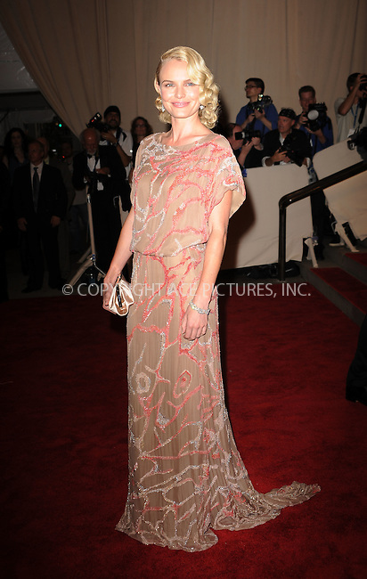 WWW.ACEPIXS.COM . . . . . ....May 3 2010, New York City....Kate Bosworth arriving at the Costume Institute Gala Benefit to celebrate the opening of the 'American Woman: Fashioning a National Identity' exhibition at The Metropolitan Museum of Art on May 3, 2010 in New York City.....Please byline: KRISTIN CALLAHAN - ACEPIXS.COM.. . . . . . ..Ace Pictures, Inc:  ..(212) 243-8787 or (646) 679 0430..e-mail: picturedesk@acepixs.com..web: http://www.acepixs.com